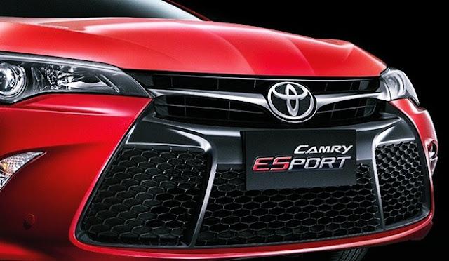 2016 Toyota Camry ESport Thailand Rumors Price