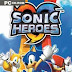 sonic heroes free download PC