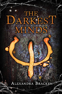 The Darkest Minds Alexandra Bracken book cover