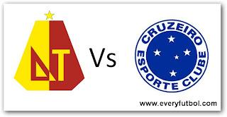 Ver Tolima Vs Cruzeiro Online En Vivo – Copa Libertadores