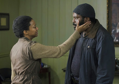 The Walking Dead 5x03:  Un tetto e quattro mura (Four Walls and a Roof)