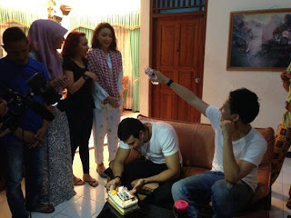 Cinta Lokasi Cita Kirana dan Ali Syakieb