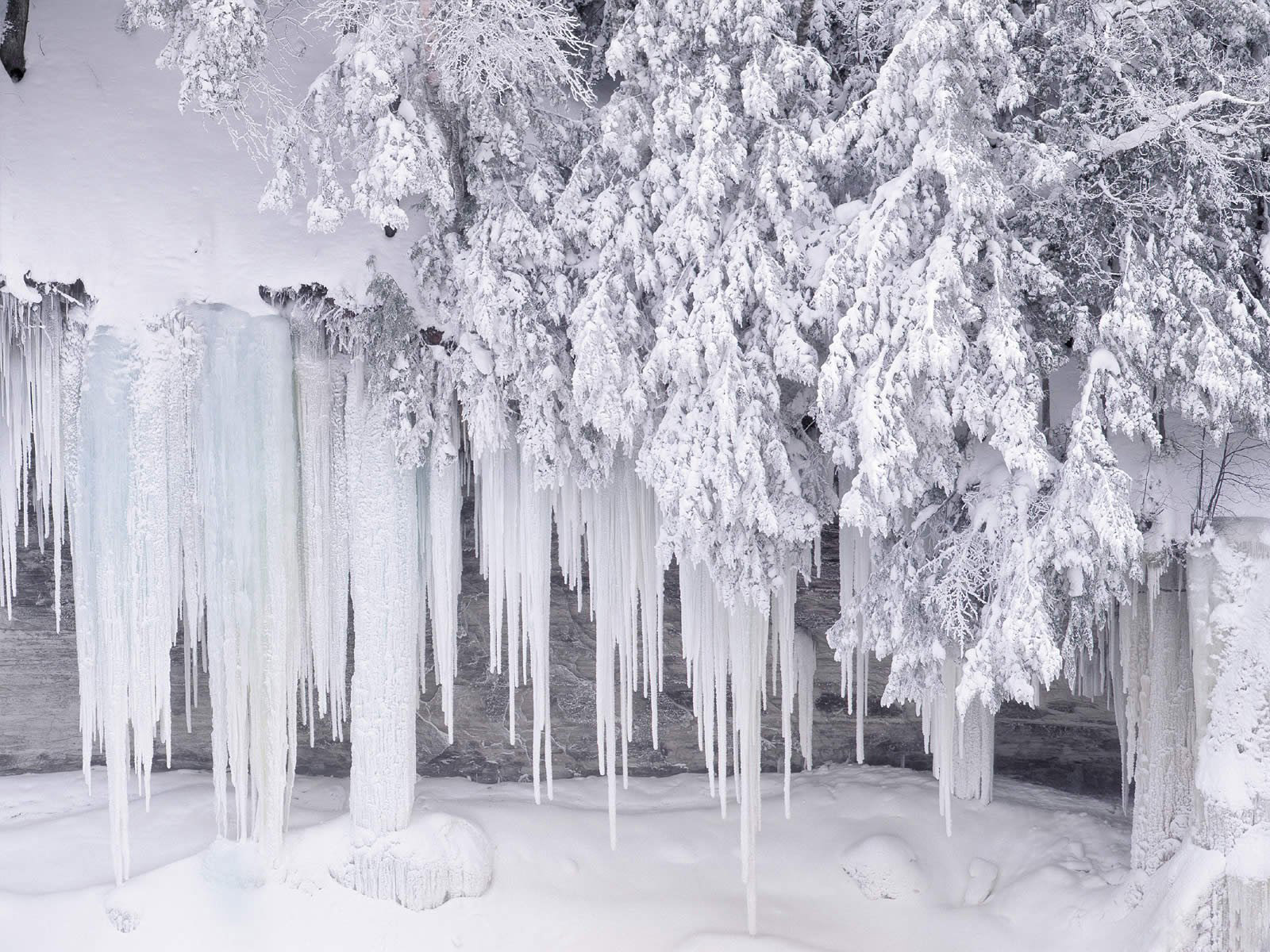 Oh, by the way...: Icicles