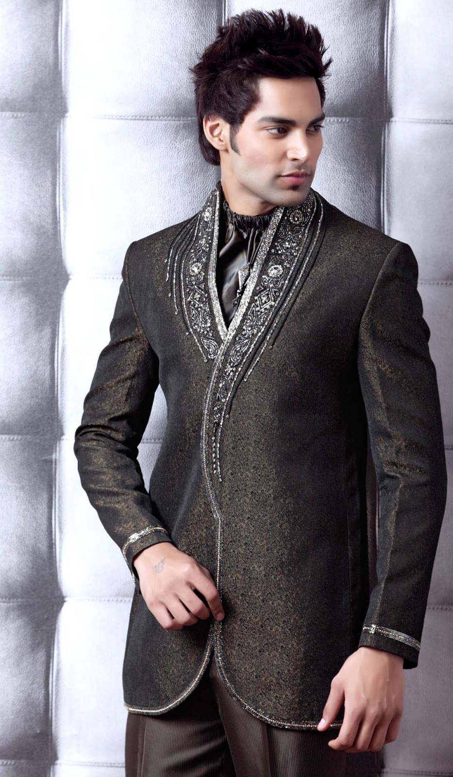 Indian Mens Wedding Outfits, Mens Indian Wedding Suits