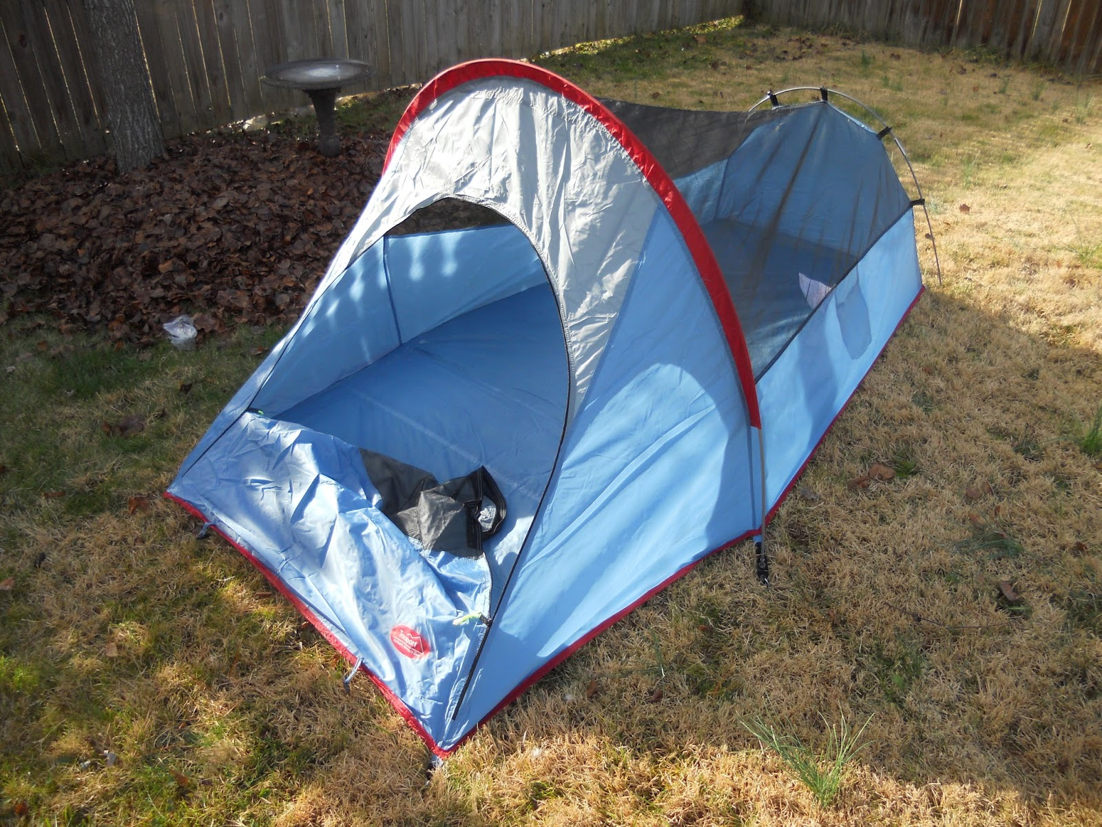 This is what your tent should look like & Texsport Saguaro Bivy Shelter Tent: Texsport Saguaro Bivy Shelter ...