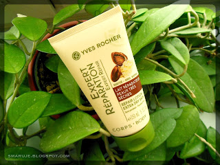Yves Rocher – Expert Réparation – mleczko odbudowujące do skóry bardzo suchej [recenzja]