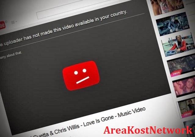 Cara Membuka Video Youtube yang Diblokir dengan Mudah