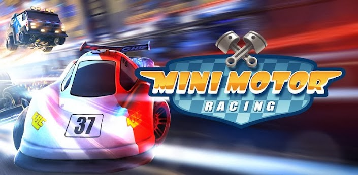 Mini Motor Racing Apk v1.7.3