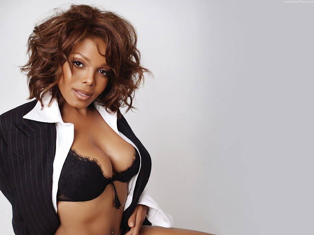 Janet Jackson HD Wallpaper -07