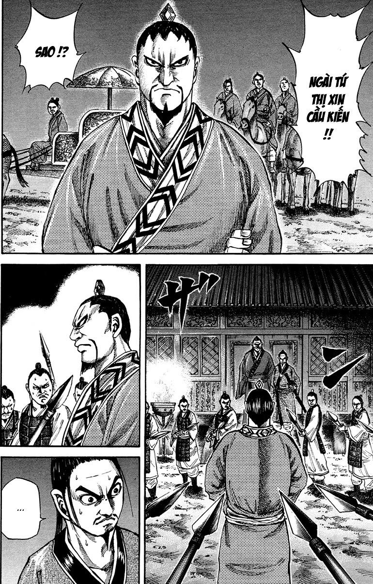 Kingdom – Vương Giả Thiên Hạ chap 83 Trang 12 - Mangak.info
