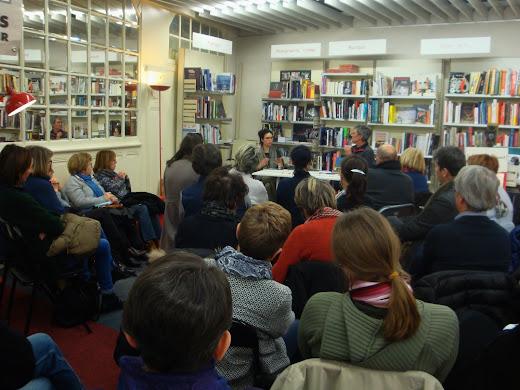 Mars 2018. Avec Bérengère Cournut, Prix des Lecteurs A la Page