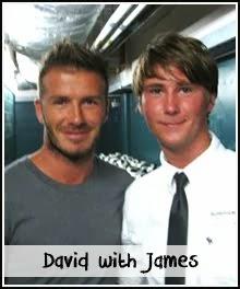 David Beckham - OBE