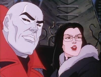Destro Baroness GI Joe