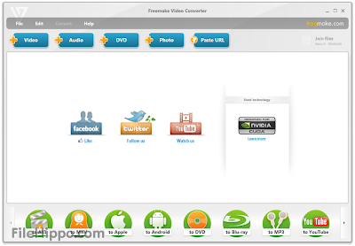 Download Freemake Video Converter 4.0.1.7 Full New Update