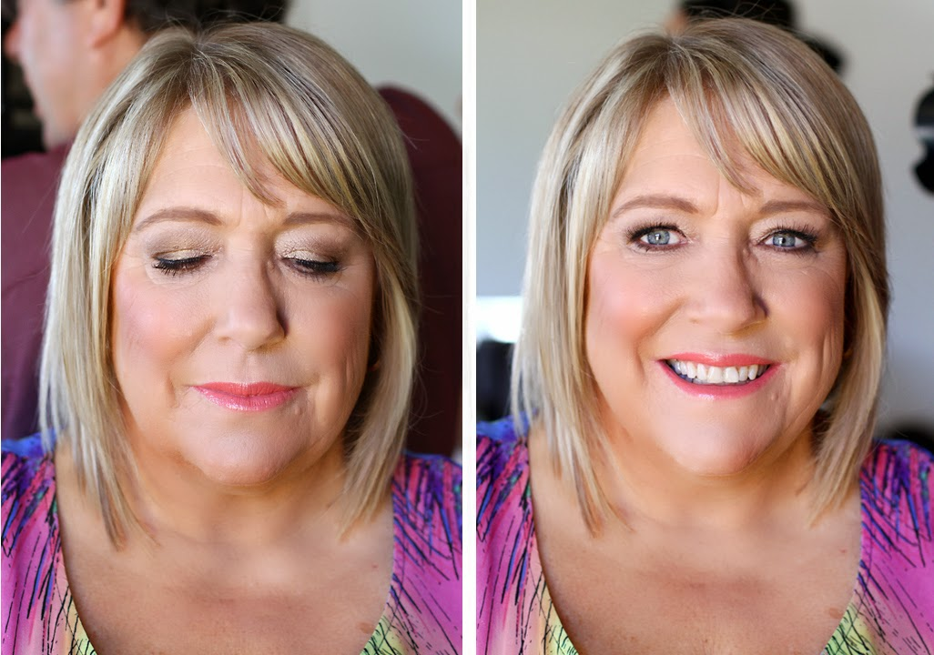 Mother of Bride Makeup. Makeup by Katie Dawson from Perle Jewellery & Makeup