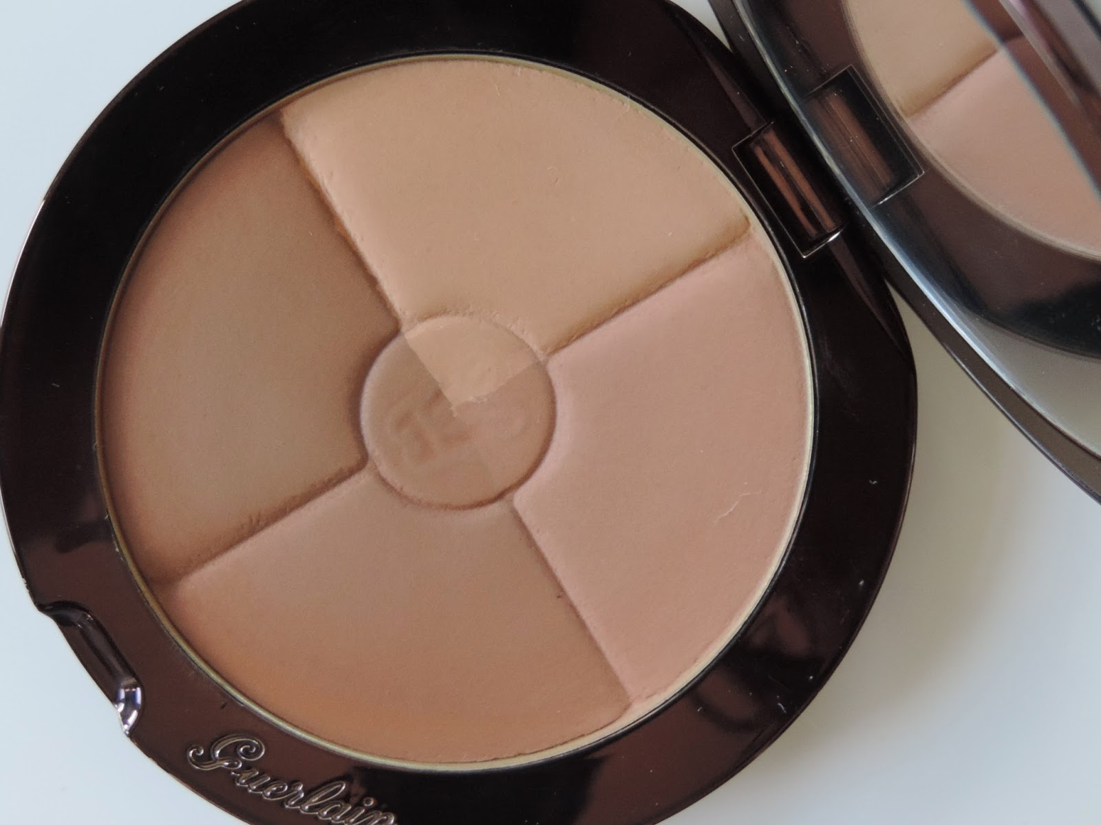 Guerlain Terracotta Four seasons Bronzer in 02 Brunette