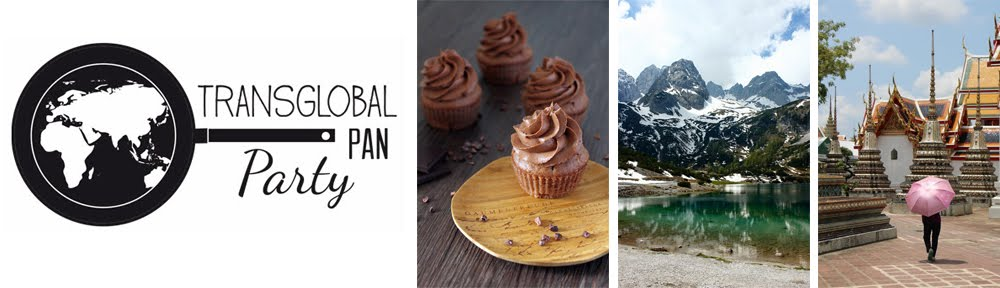 transglobal pan party / Food & Travel Blog