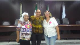 Mãe Kathia, Ogam Mariano e Mary Regina
