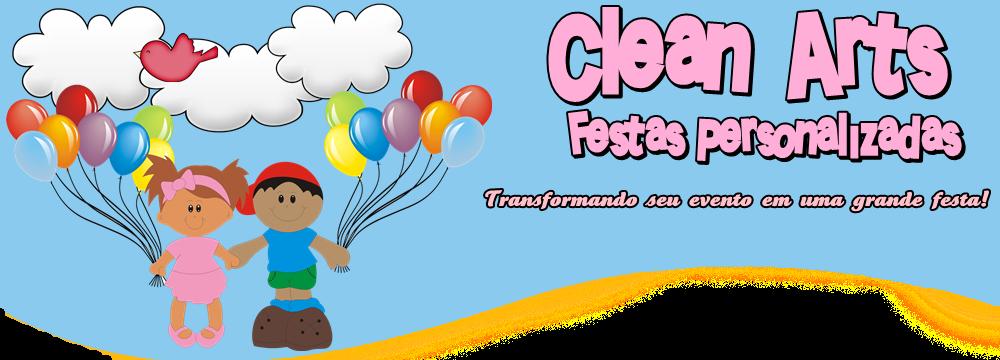 Clean Art's Festas Personalizadas
