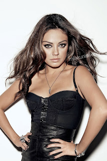 Mila Kunis Cosmo Outtakes