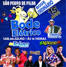 BODE ELÉTRICO 2017