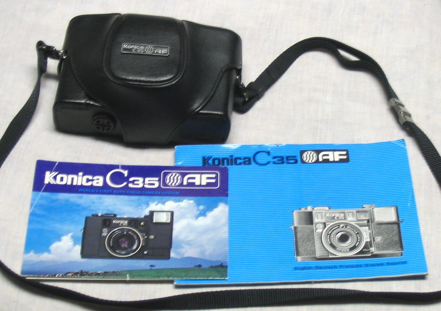 the chens the user s review konica c35 af released in 1977 rh mailch blogspot com konica c35 ef3 instruction manual konica c35 ef user manual
