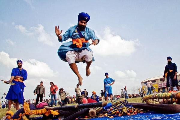 Kila Raipur Sports Festival, India