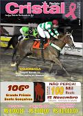 Revista Cristal -  Com o melhor Turfe do Brasil - LEIA - ASSINE - ANUNCIE -