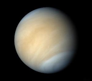 Atopan fosfina nas nubes de Venus. Podería ser debido a actividade biolóxica (ou non).