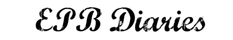 EPB DIARIES