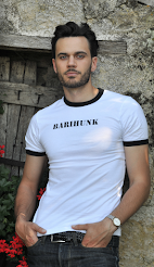 Look as sexy as Malte Roesner in your own barihunk tee shirt