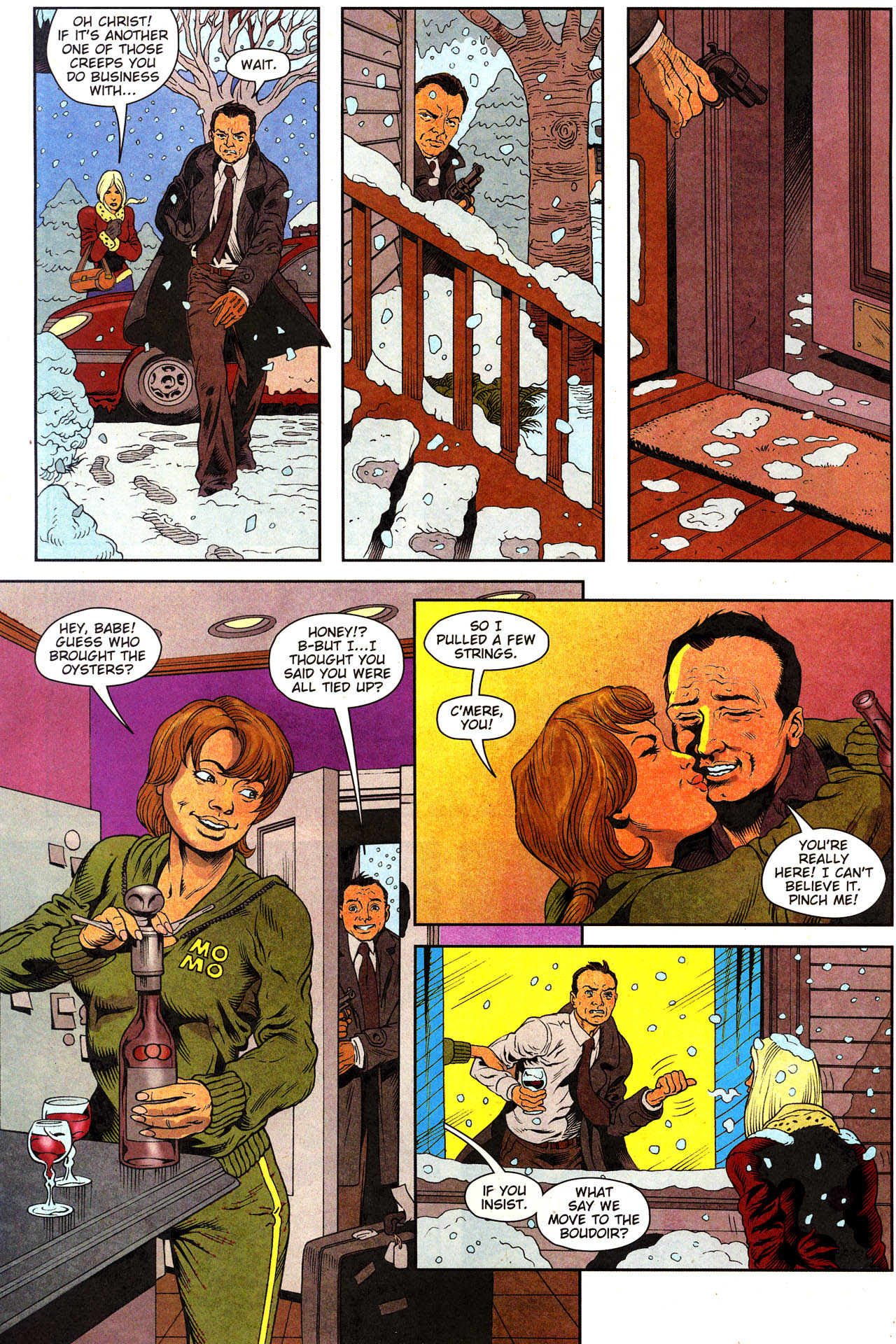 Army @ Love (2007) 3 Page 4