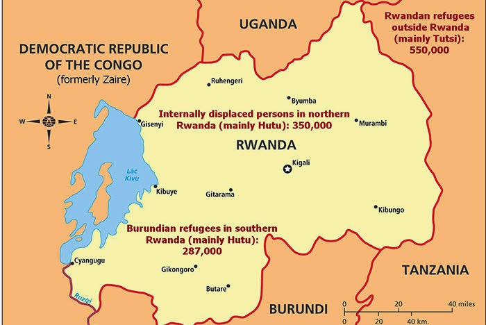 forced migration in rwanda Today is the international day of reflection on the 1994 genocide in rwanda it  also marks the 20th anniversary of the beginning of the.