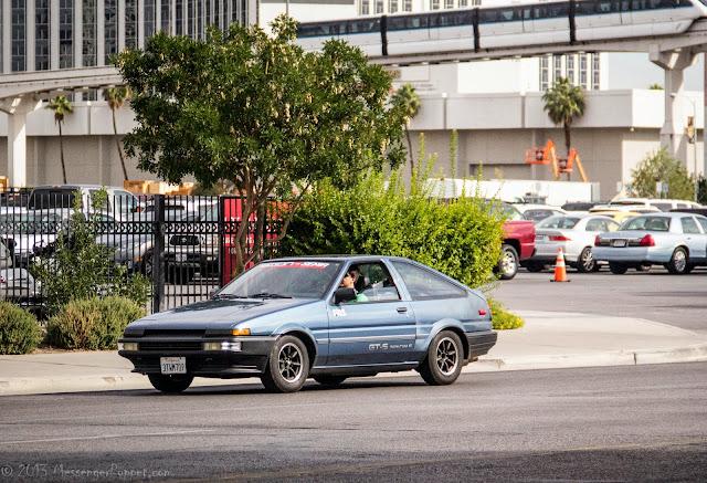 Toyota, Corolla, AE86
