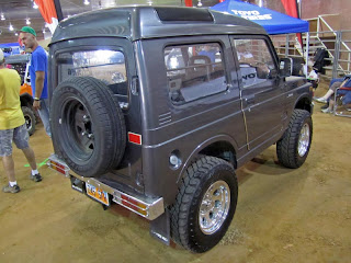 JDM Suzuki Jimny Turbo