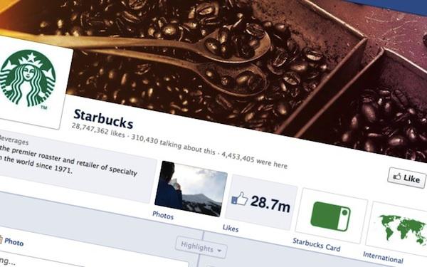 starbucks marketing communication