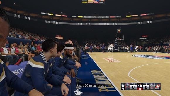 NBA 2K15 PC Game Repack