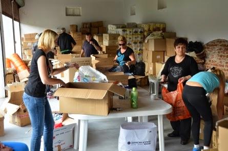 Pismo zahvalnosti: Ανοιχτή επιστολή της Σερβίδας Ana Stevanovic προς την Εθελοντική Ομάδα Δράσης ν. Πιερίας