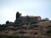 Sant Cugat de Gavadons des del mas Nualard