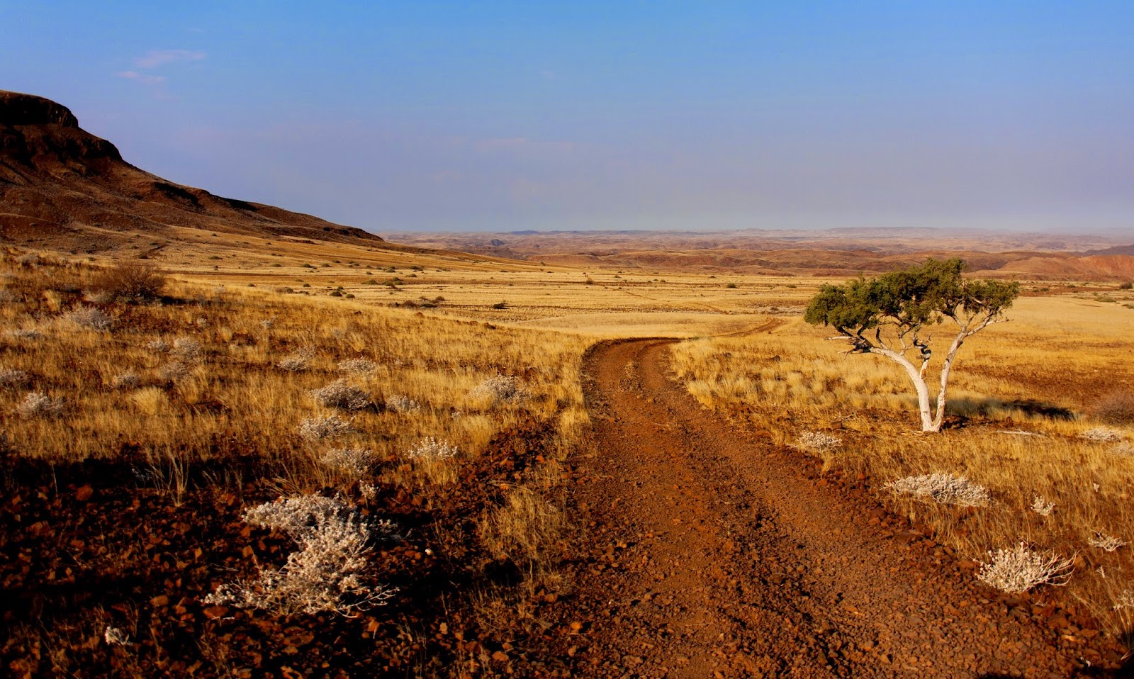 heart damaraland namibia safari