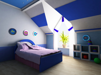 Le club d co 39 zeuses d 39 art tendance d co des murs d for Decoration chambre garcon 10 ans