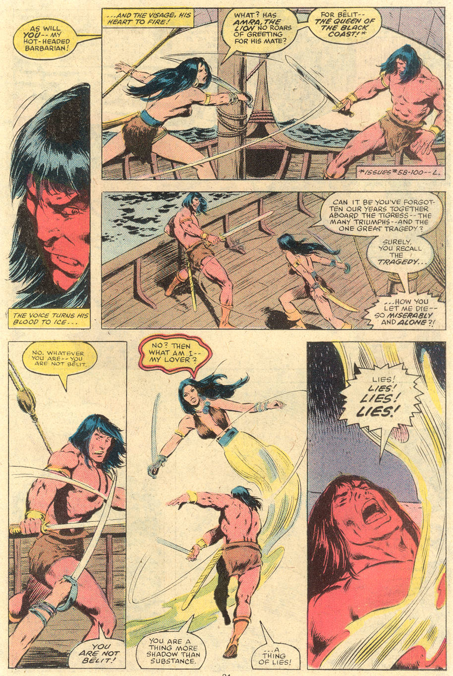 Conan the Barbarian (1970) Issue #119 #131 - English 17