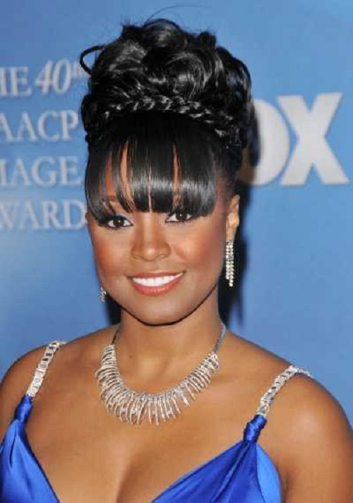 The Enchanting African American Short Hairstyles 2015 Image