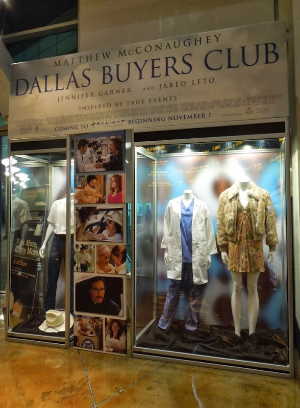 Original Dallas Buyers Club film costumes