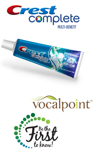 Crest Complete Whitening + Scope Cool Multi-Benefit ...
