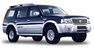 Car Profiles - Ford Everest (2004-2006)