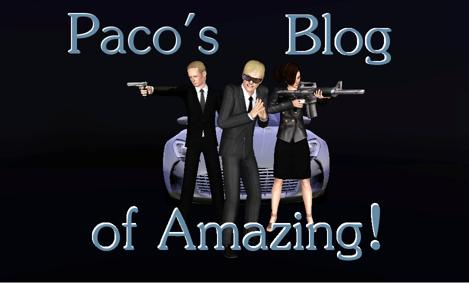 Pacos blog of amazing!