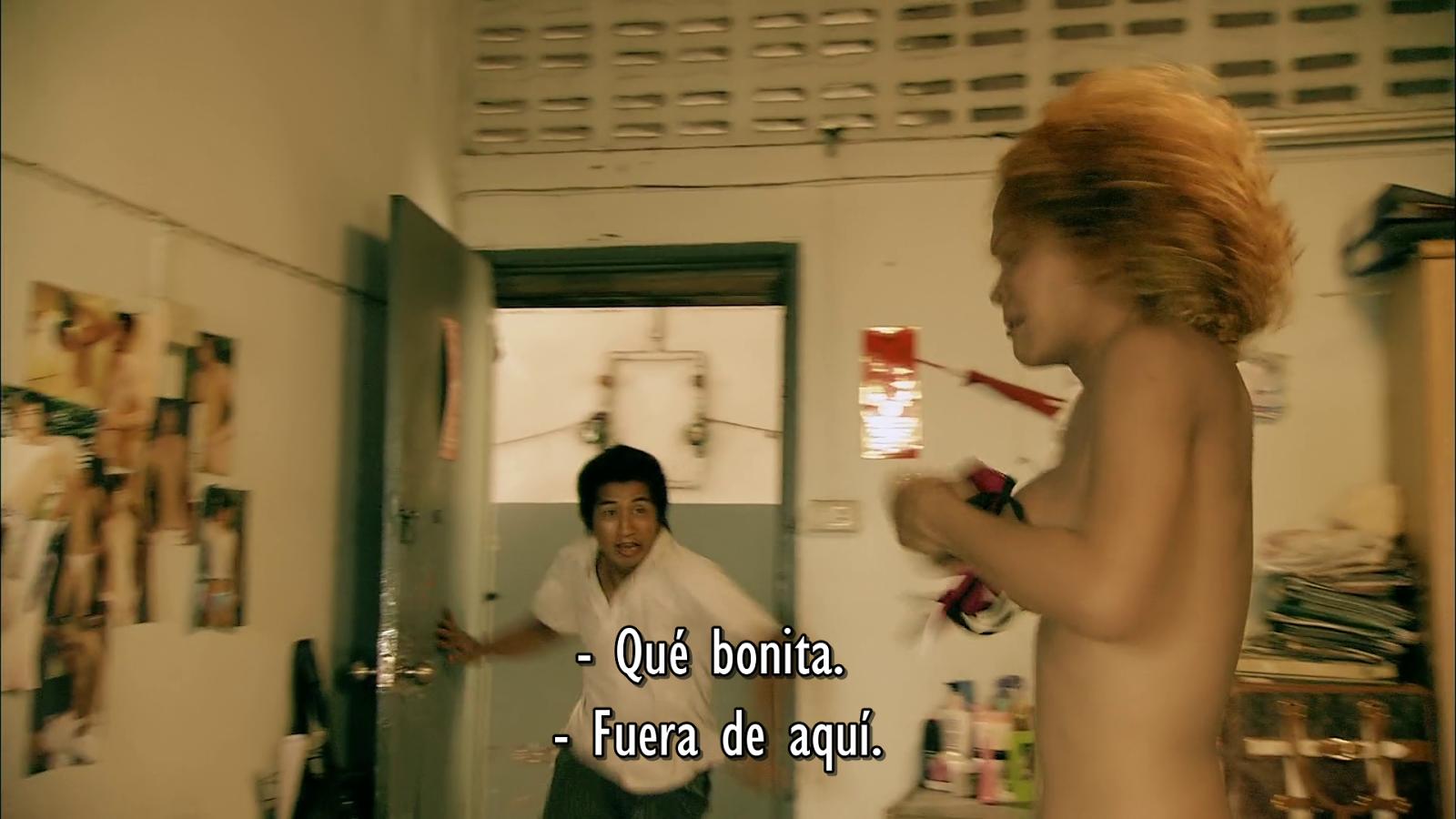 Fireball: Muay Thai Dunk (2009) - Film Deutsch