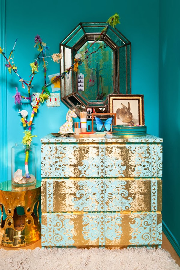 Get The Look Bohemian Cool A Girl 39 S Room Mimosa Lane