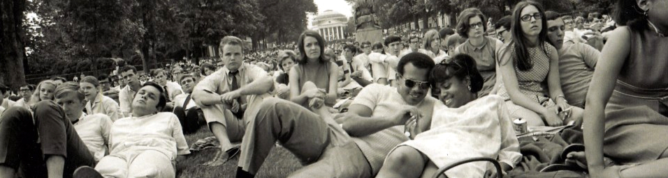 African-American Life at University of Virginia in the 1970s